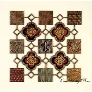 Square Metal Wall Art 124 best metal wall art images on pinterest | metal walls, metal