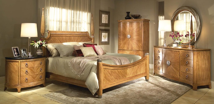 Collezione Europa Bedroom Furniture | Land Design Reference