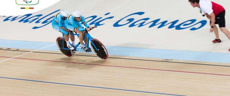 Paralympic Games - Team Belgium | Rio 2016 - Kris Bosmans et Diederick Schelfhout ont respectivement obtenu les 7ème et 9ème place de la poursuite individuelle 3km