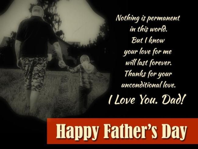 Happy Father's Day Poems From Wife 2018 To Wish Husband #happyfathersday2018 #fa...