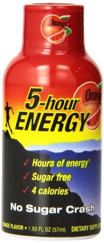 5 Hour Energy Nutrional Drink, Orange, 24 Count ** You can find more details by visiting the image link.