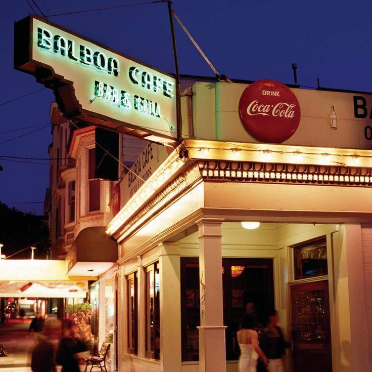 Balboa Cafe - 09 Old-School SF Restaurants That We Hope Never Close