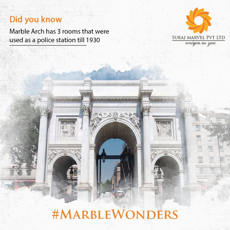 Marble Arch Was Built In 1828 As The Main Entrance To The Buckingham Palace It Is Said That Only Senior Members Of The Royal Marble Arch Marble Police Station