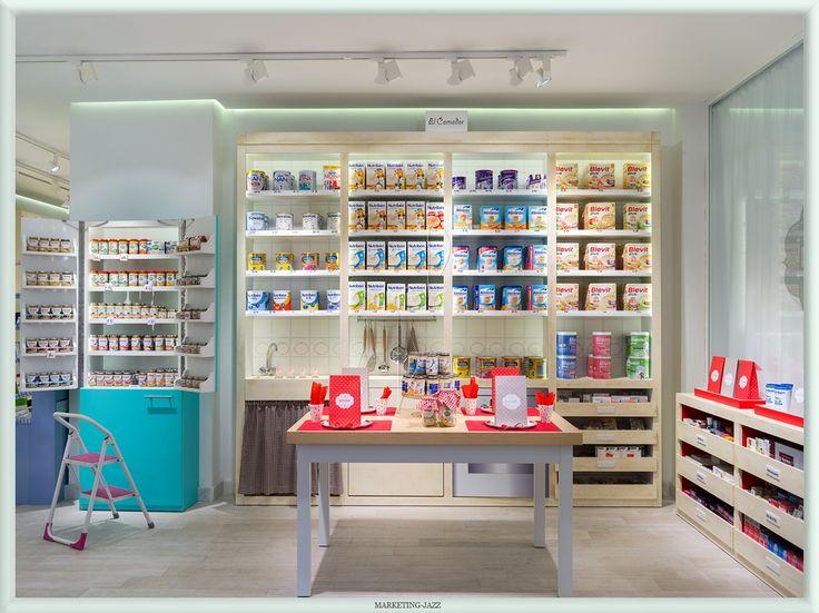 Boticana Pharmacy By Marketing Jazz, Jaén Spain Pharmacy Office Healthcare