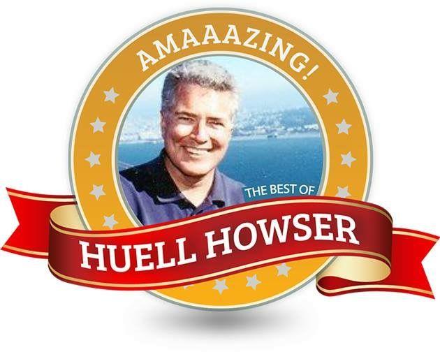 Image result for huell howser archives