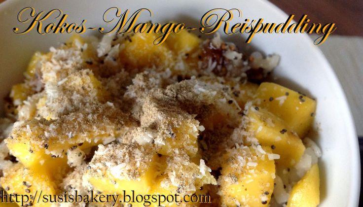 Susi s Bakery Mango Reispudding Ausflug in Ayurveda