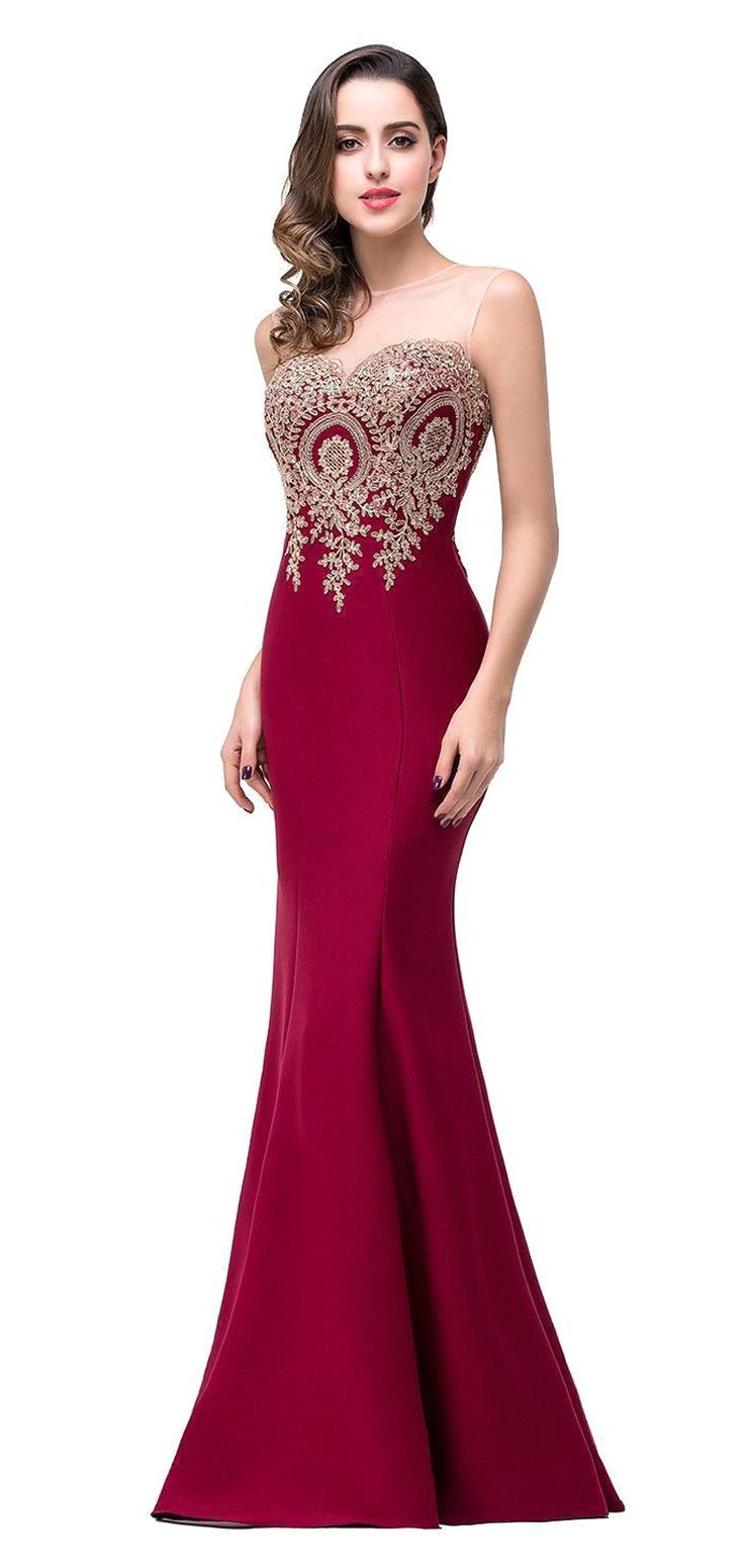 The perfect evening gown/prom dress! Click on the image to get yours today!