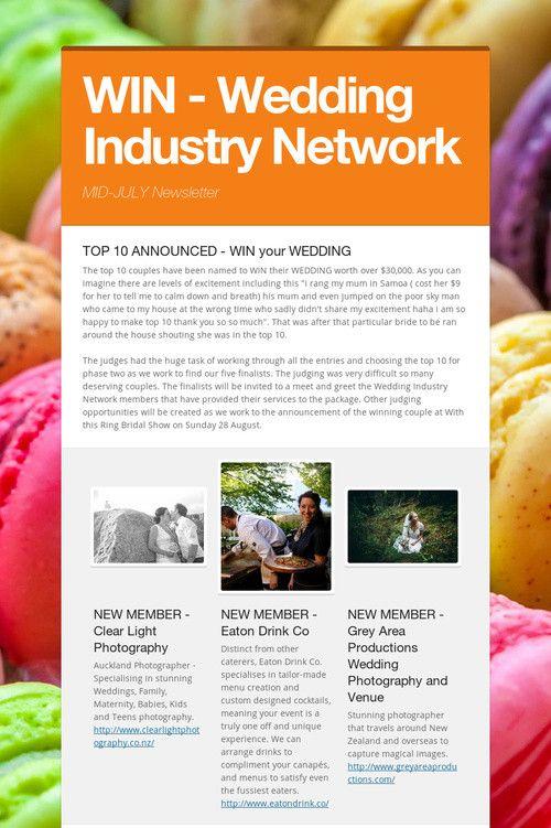 WIN - Wedding Industry Network