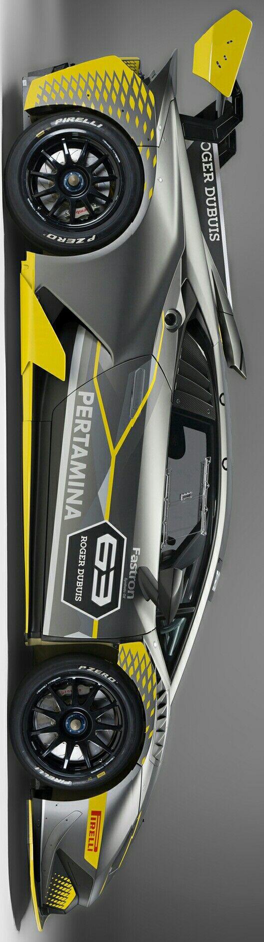 2018 Lamborghini Huracan Super Trofeo Evo by Levon