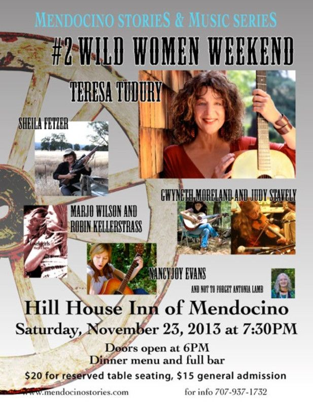 mendocino women Mendocino women's choir – still singin' after all these years this year at eagles hall • 210 north corry street, fort bragg we hope you will join us for our 26th anniversary mendocino.