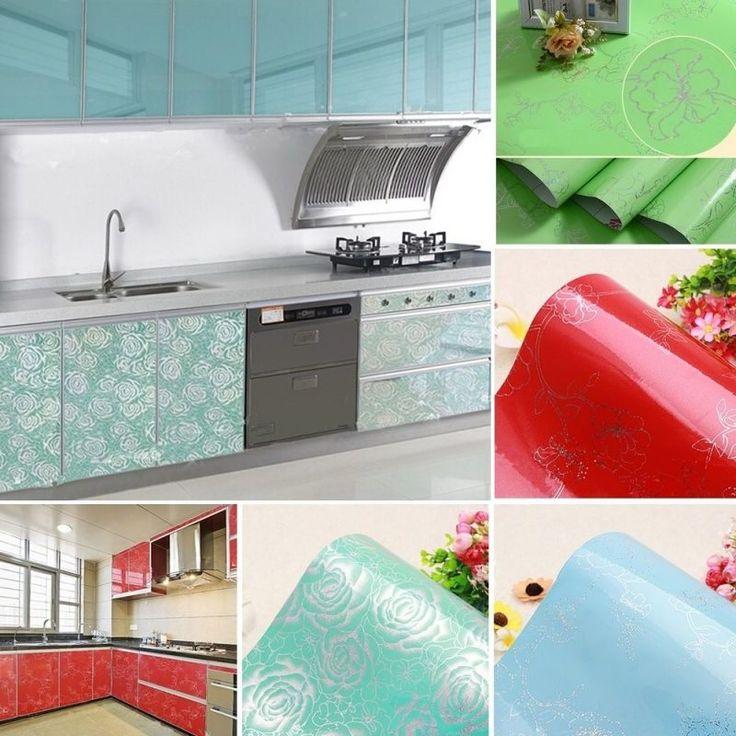 Yli tuhat ideaa Küchenfronten Bekleben Pinterestissä Möbel - alte k chenfronten erneuern