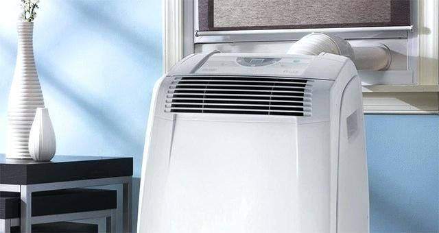 Air Conditioning Portable Air Conditioner Quiet Portable Air Conditioner Small Portable Air Conditioner