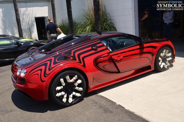 Bugatti Veyron Grand Sport Vitesse | Customer delivery pictures | Digital Trends