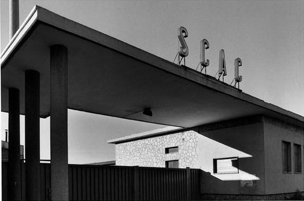 Milano ritratti di fabbriche 1978-1980 Copyright © Gabriele Basilico