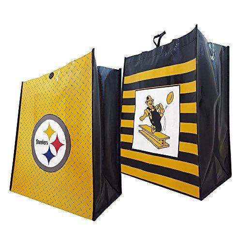 Pittsburgh Steelers Shopping Bag