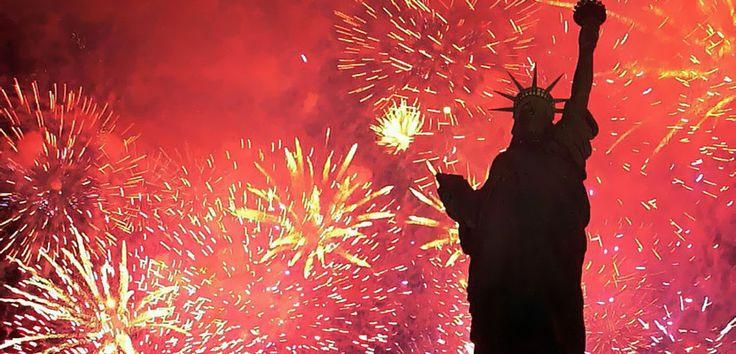 Las celebraciones del 4 de julio - http://www.cultura10.com/las-celebraciones-del-4-de-julio/