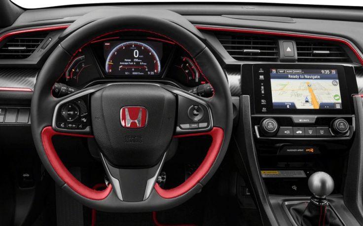 2020 Honda Civic Interior Honda Civic Car Honda Honda Civic