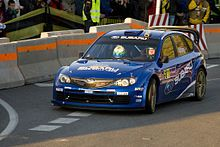 Subaru Impreza - Wikipedia, the free encyclopedia