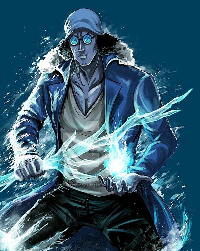 Aokiji Kuzan One Piece