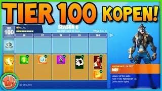 100 Tiers Kopen Van Season 6 Battle Pass Alles Unlocked