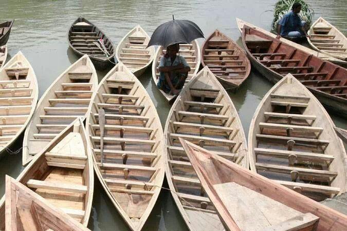 New boats for sale, Bangladesh.