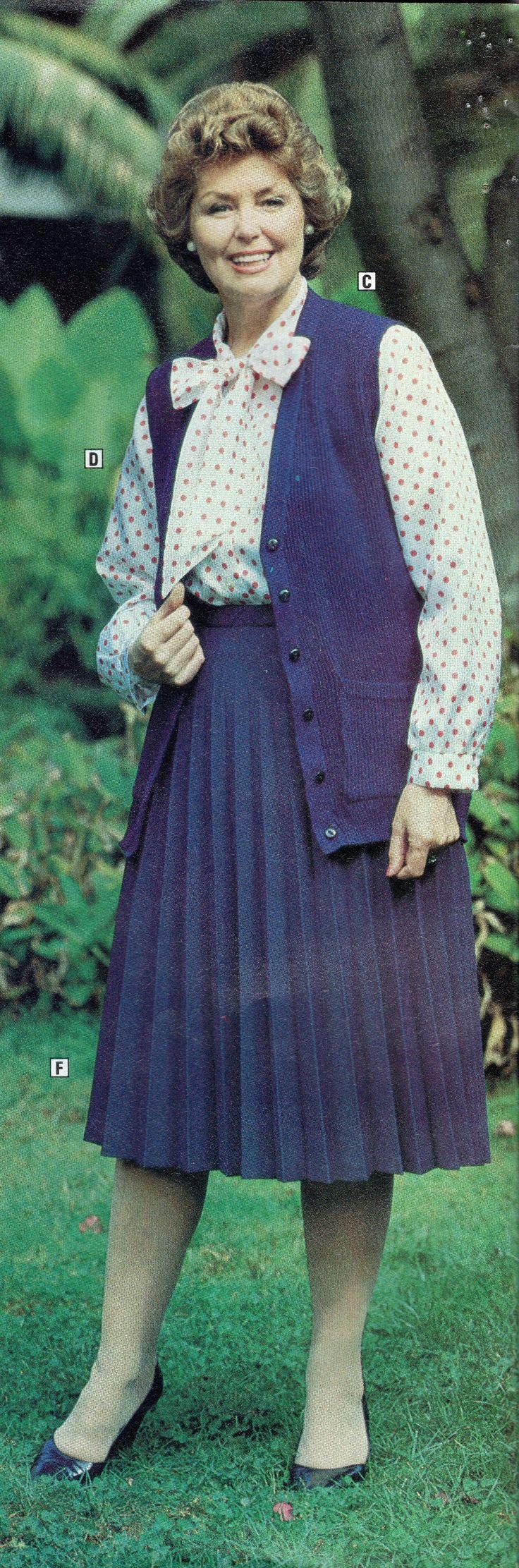 116 besten 1980 1989 bilder auf pinterest mode der 80er - 80er damenmode ...