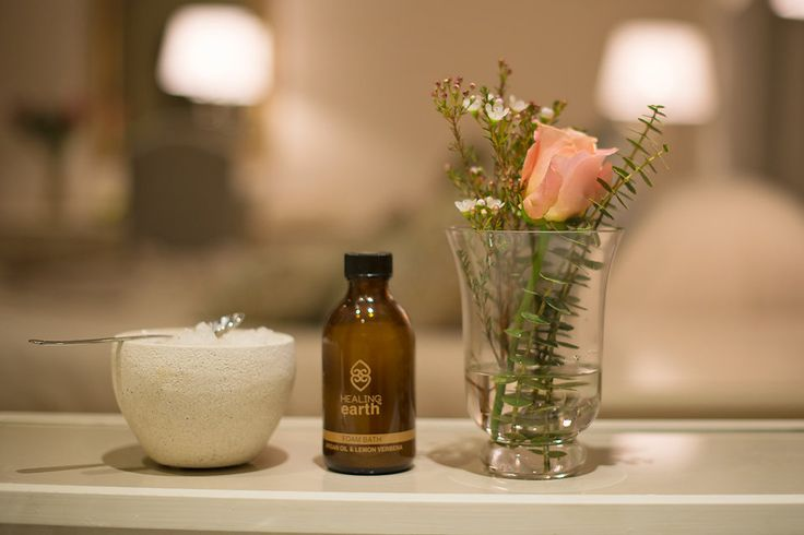 Healing Earth products are a bathroom feature in all of The Last Word Intimate Hotels. Try the full range when you stay with us in Franschhoek.