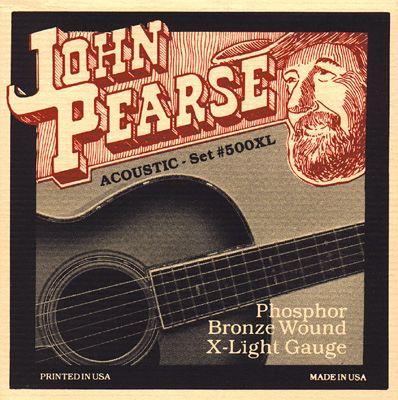 John Pearse – Set #500XL