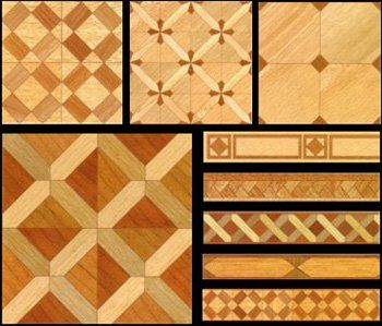 Sources for real tile and hardwood floors for your doll house