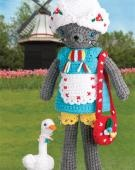 Teddy bear coco   Crochet Patterns | crochet today