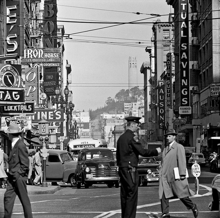 An 89 Year Old's Magical Photos of Old San Francisco - Fred Lyon