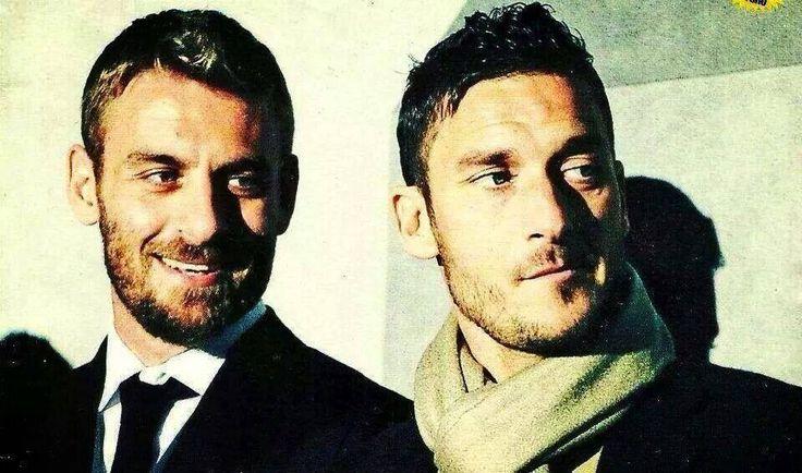 De Rossi & Totti
