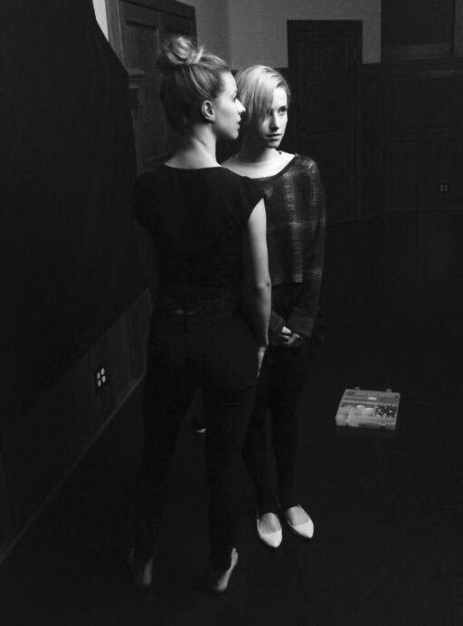 Hayley and Joy Williams