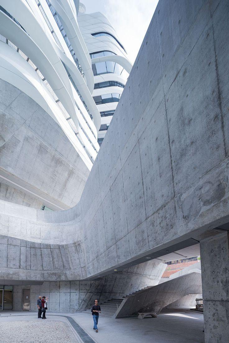 Innovation Tower at Hong Kong Polytechnic University, Zaha Hadid; Hong Kong. Image © Iwan Baan. Gallery - Iwan Baan: No Filter - 8