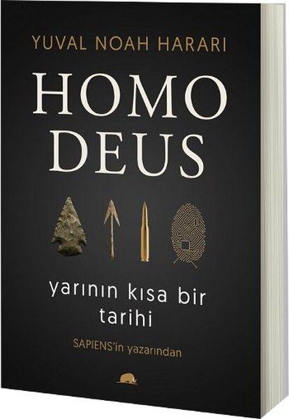 Yuval Noah Harari – Homo Deus: Yarının Kısa Bir Tarihi – Pdf İndir – Pdf Kitap İndir
