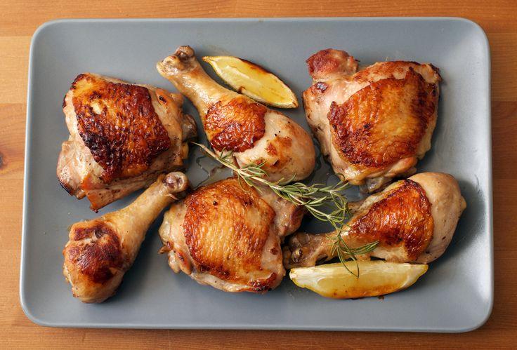Sweet Tea-Brined Chicken