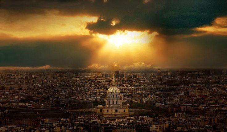 paris city of lights