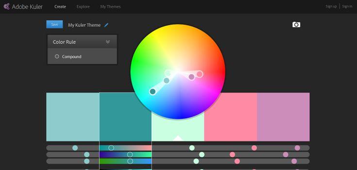 Pytacie czasem w mailach o różne kwestie dotyczące dobierania kolorów w szablonach i grafikach....