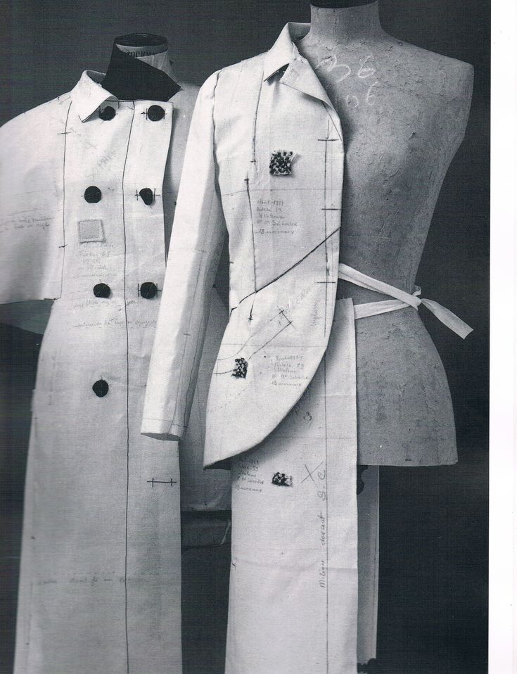 Paper patterns | Dressmaking | Tailoring | Balenciaga