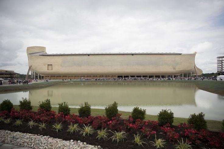 USA: w stanie Kentucky zbudowano replikę Arki Noego - Wiadomości