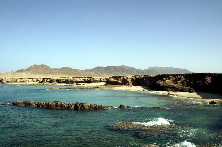 Playa de Ojos, Punta de Jandia