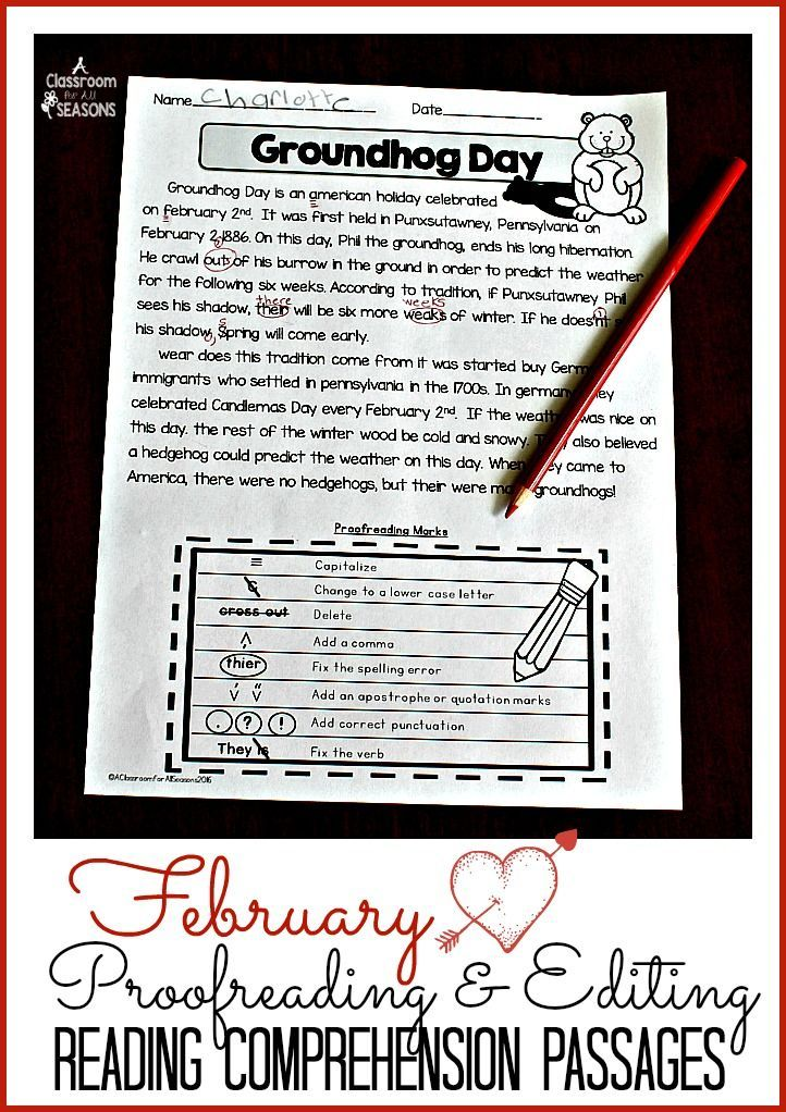 Groundhog day reading comprehension high school ibookread Download