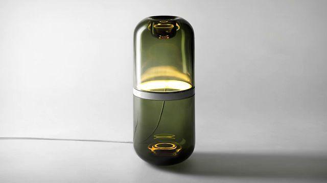 Short film: Introducing Demi Lamp.  Designer Mattias Stenberg and Design House Stockholm's CEO Anders Färdig tells the story behind the Demi lamp.