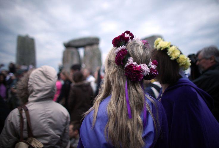 Awe-Inspiring Stonehenge Solstice