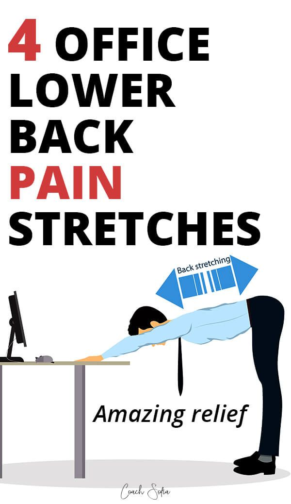 20+ Chair stretches for lower back pain ideas