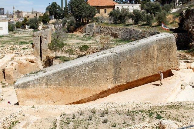 The Massive Megalithic Blocks Of Baalbek In Lebanon: Recent Excavations -  Hidden Inca Tours | Baalbek, Excavation, Ancient cities