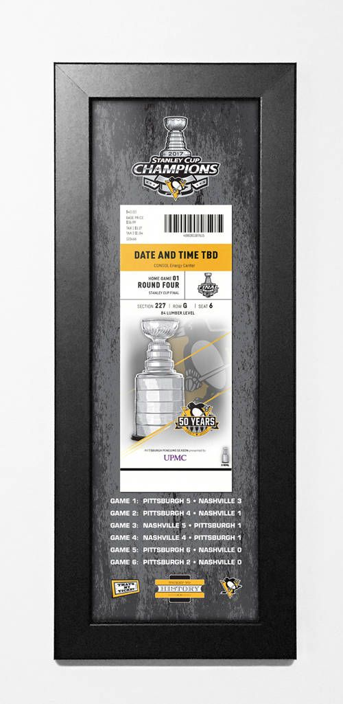 pens home game tickets