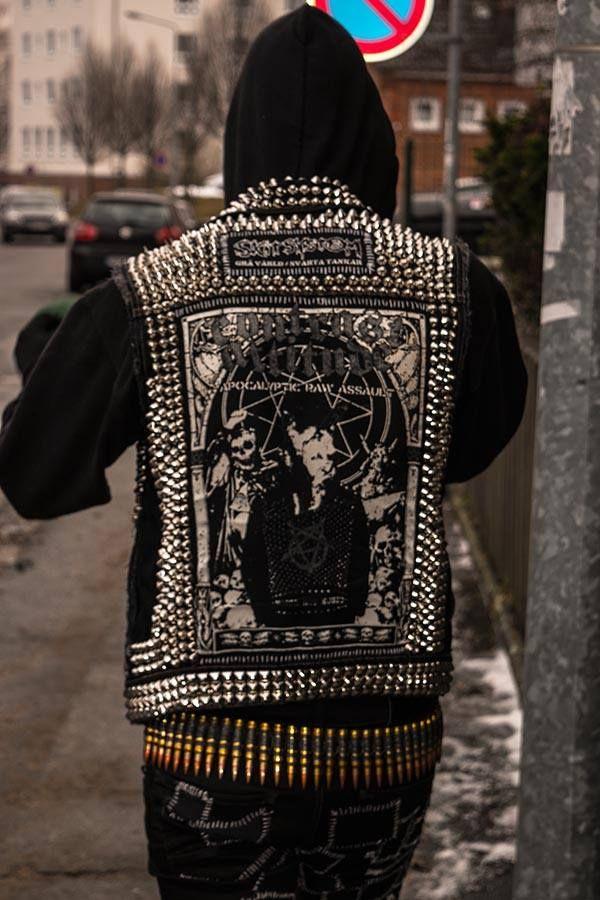 crust punk (Anarcho von Grimmelshausen)