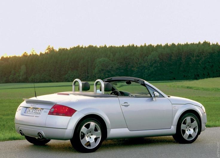 2002 Audi TT Roadster Grande Amore E Tanta Nostalgia