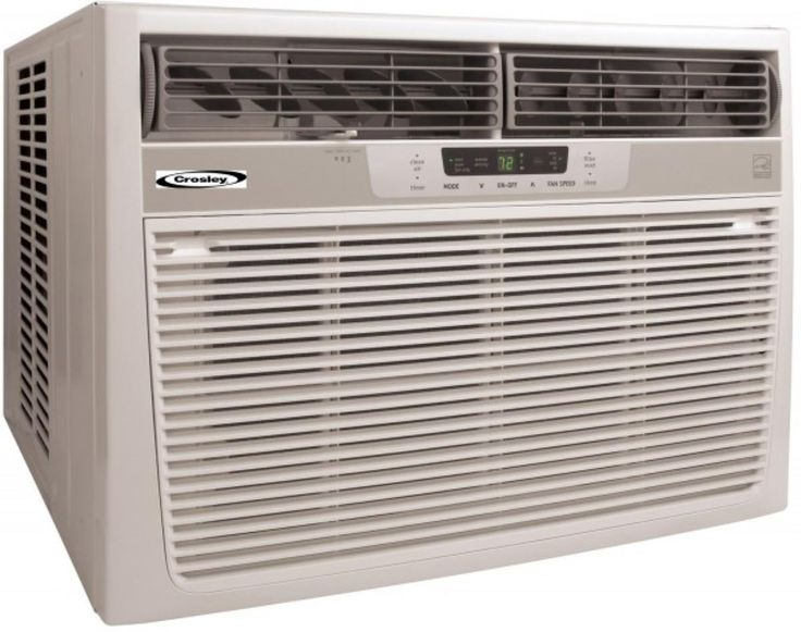 Crowsley CAHE12ER 11,800 BTU Window Air Conditioner and Heater | #WindowAirConditioner